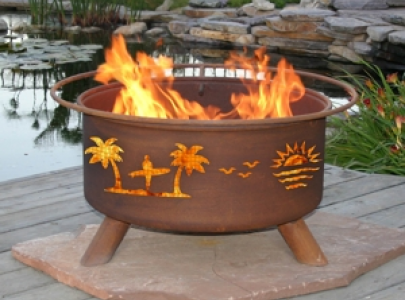 F117 - Pacific Coast Fire Pit