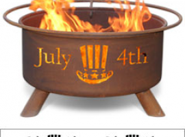 F201 - 4th of July Fire Pit