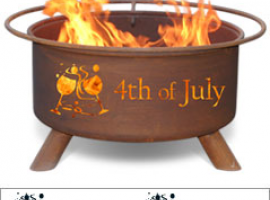 F202 - 4th of July Fire Pit