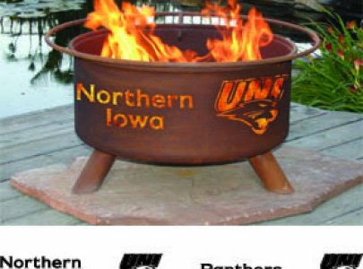 Northern Iowa Fire Pit