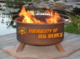 F435 - U of New Mexico Fire Pit
