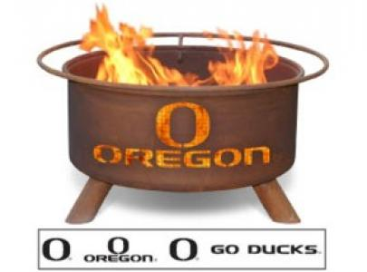 Oregon Ducks Fire Pit Special