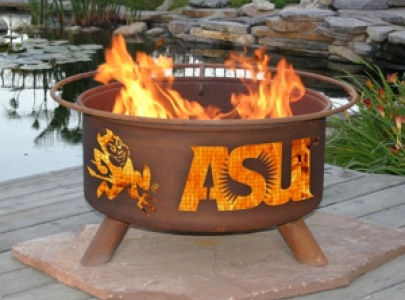 F213 - Arizona State Fire Pit