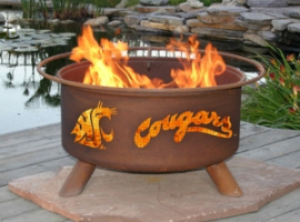 F216 - Washington State Fire Pit