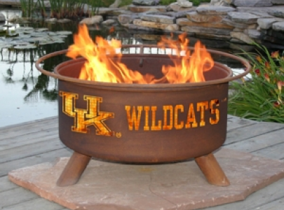 F219 - U of Kentucky Fire Pit
