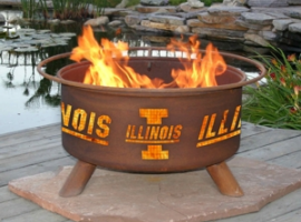F220 - U of Illinois Fire Pit
