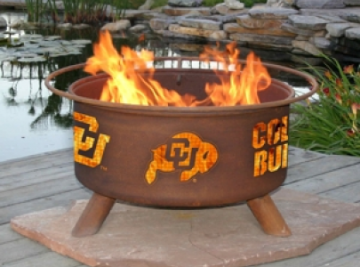 F223 - U of Colorado Fire Pit