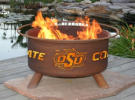 F227 - Oklahoma State Fire Pit