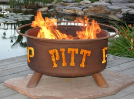 F228 - U of Pittsburgh Fire Pit