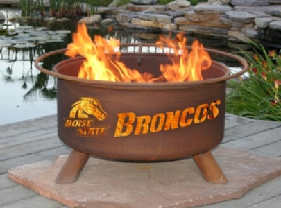 F234 - Boise State Fire Pit