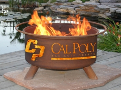 F235 - Cal Poly SLO Fire Pit