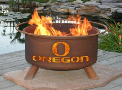 F245 - U of Oregon Fire Pit
